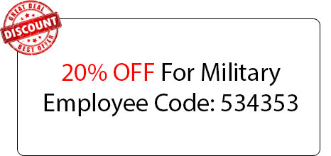 Military Employee Deal - Locksmith at Antelope, CA - Antelope 24 Locksmith